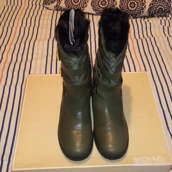 f83422ae31f8 Michael Kors Aaran Snow Boot